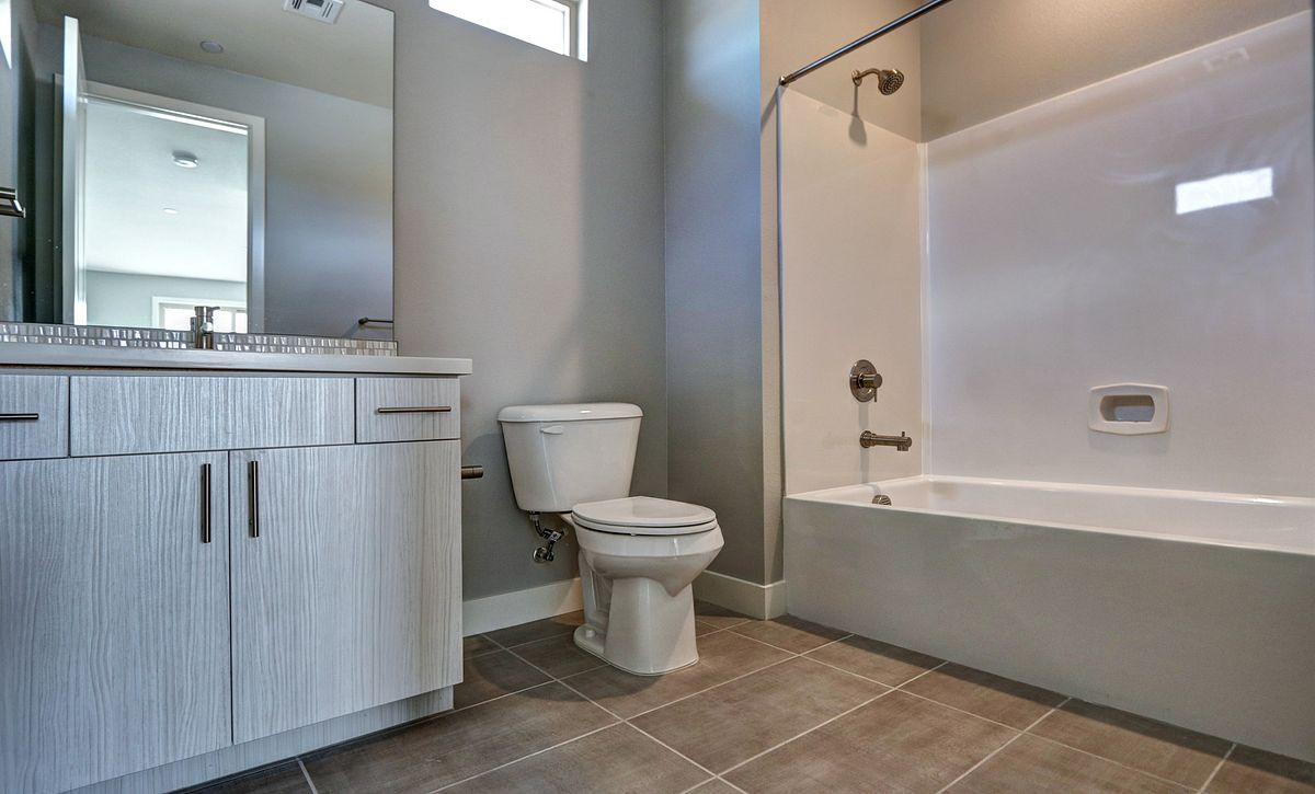 Trilogy Summerlin Explore Guest Bathroom