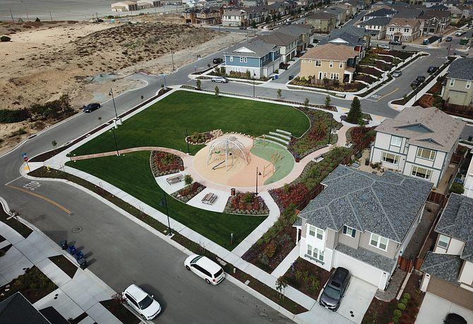 The Dunes Park Playground
