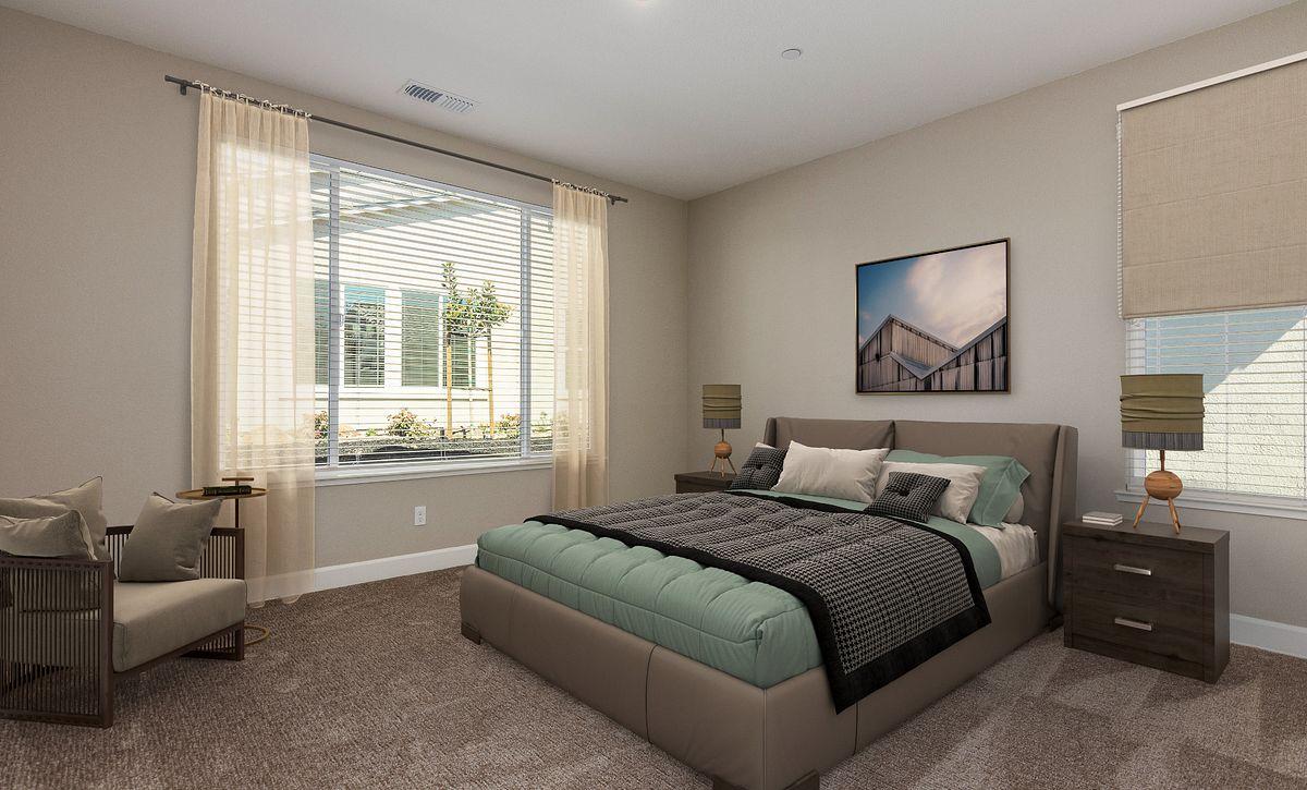 Trilogy Rio Vista Lot 0021 Master Bedroom