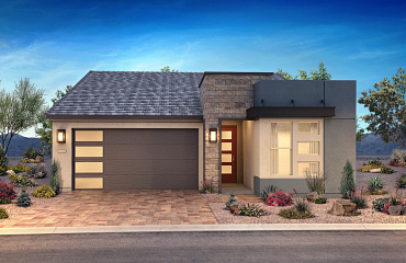 Trilogy Sunstone Flourish Exterior C Color Scheme 11