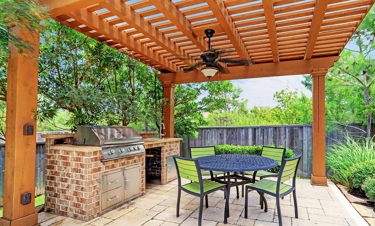 Plan 5030 Back Porch