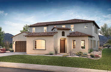 Evolve at Cantilena Thrive Plan 5583 Spanish Exterior