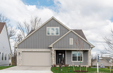 Trilogy at Lake Frederick Quick Move In Home Nice Plan Exterior