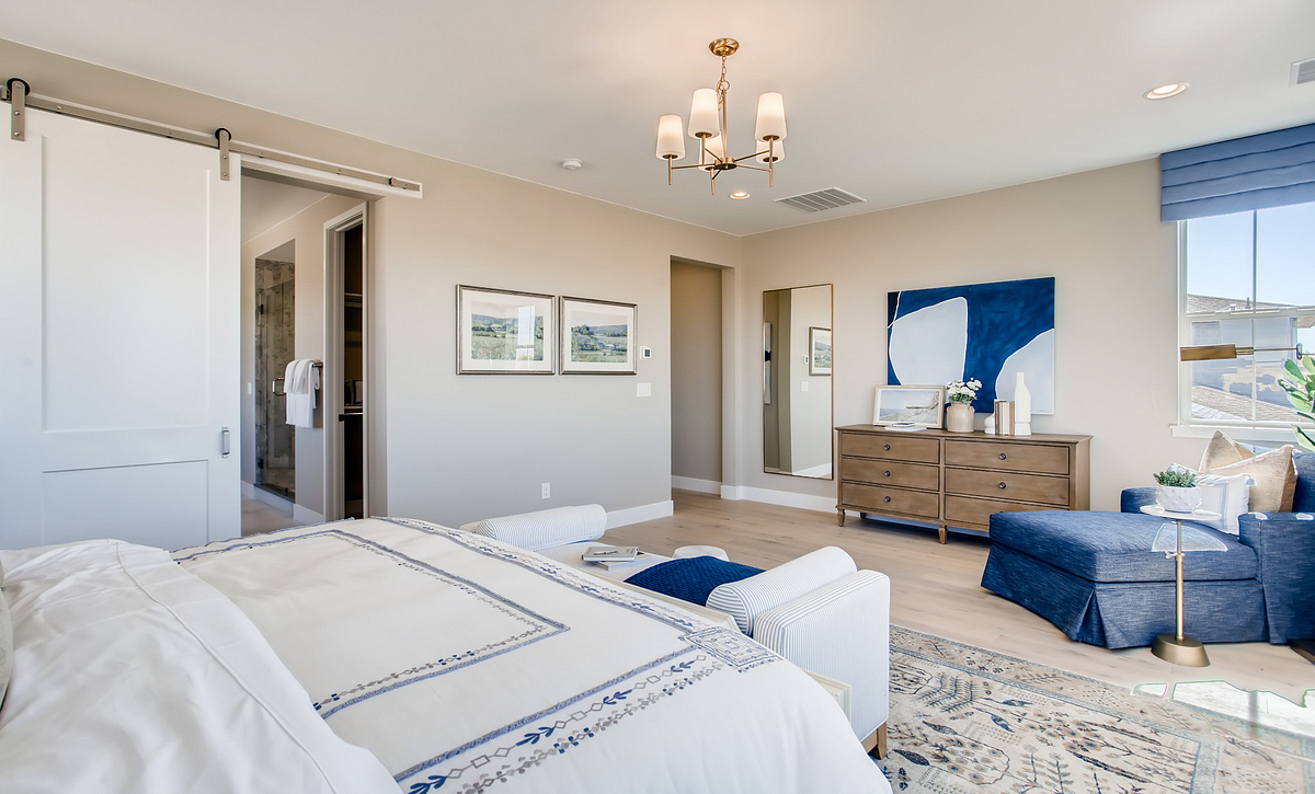 Canyons Luxe Hyde Master Bedroom