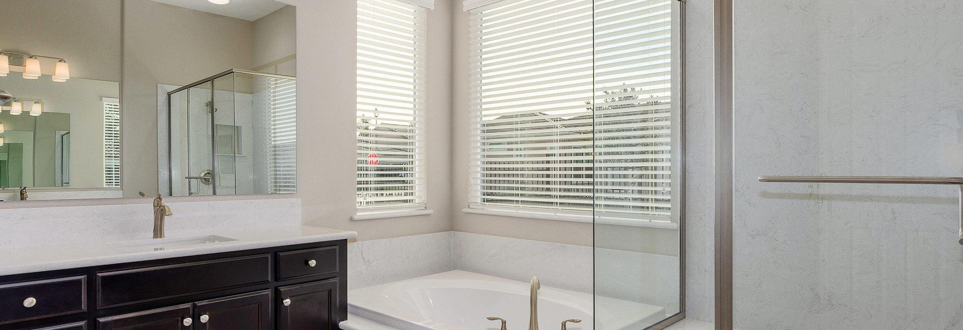 Homesite 3050 Master Bathroom