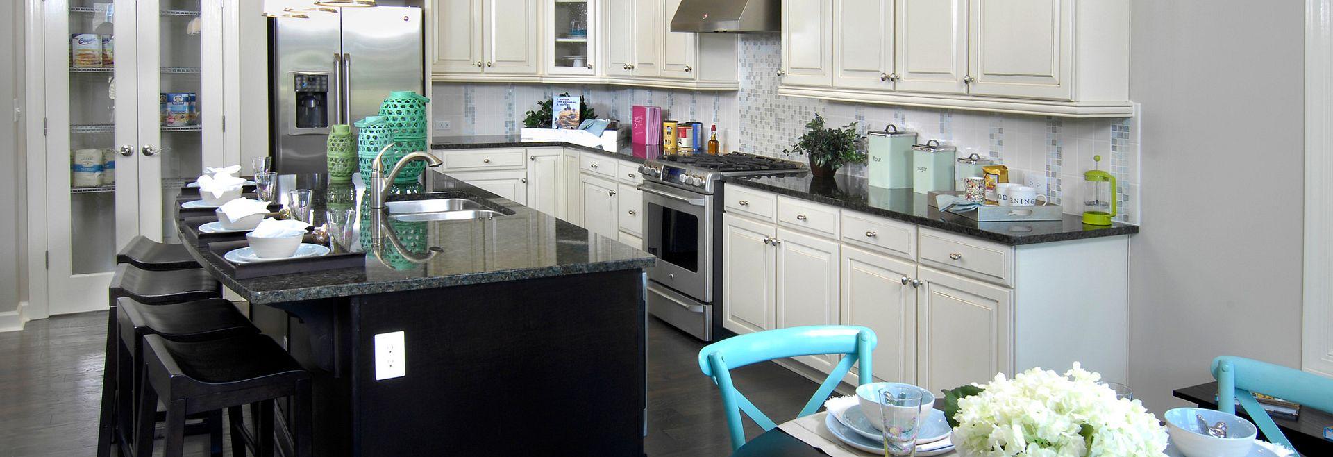 Silverado plan Kitchen