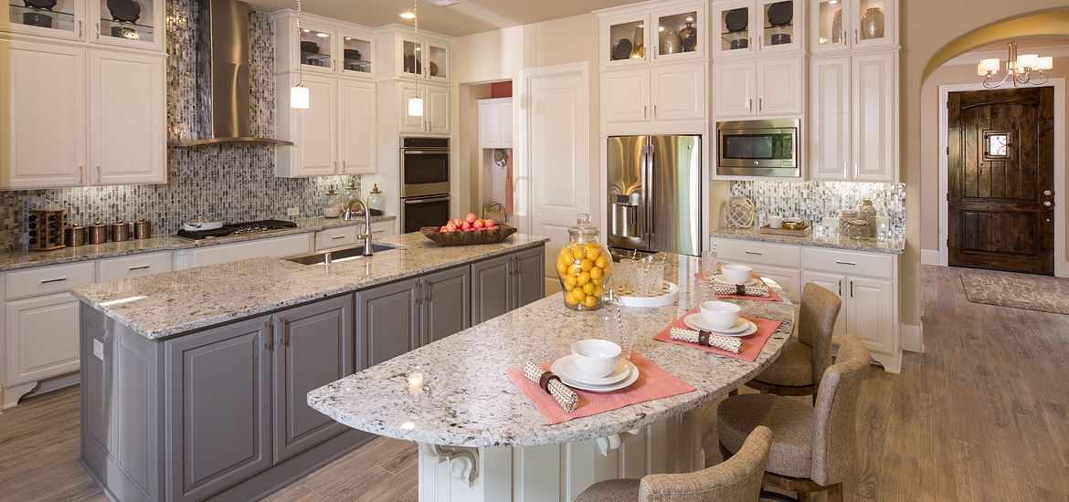 Sienna Plantation Plan 5050 kitchen