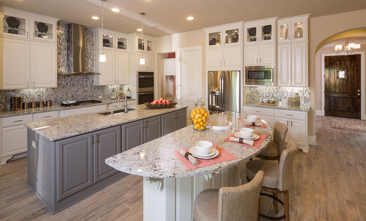 Del Bello Lakes 60 Plan 5051 Kitchen