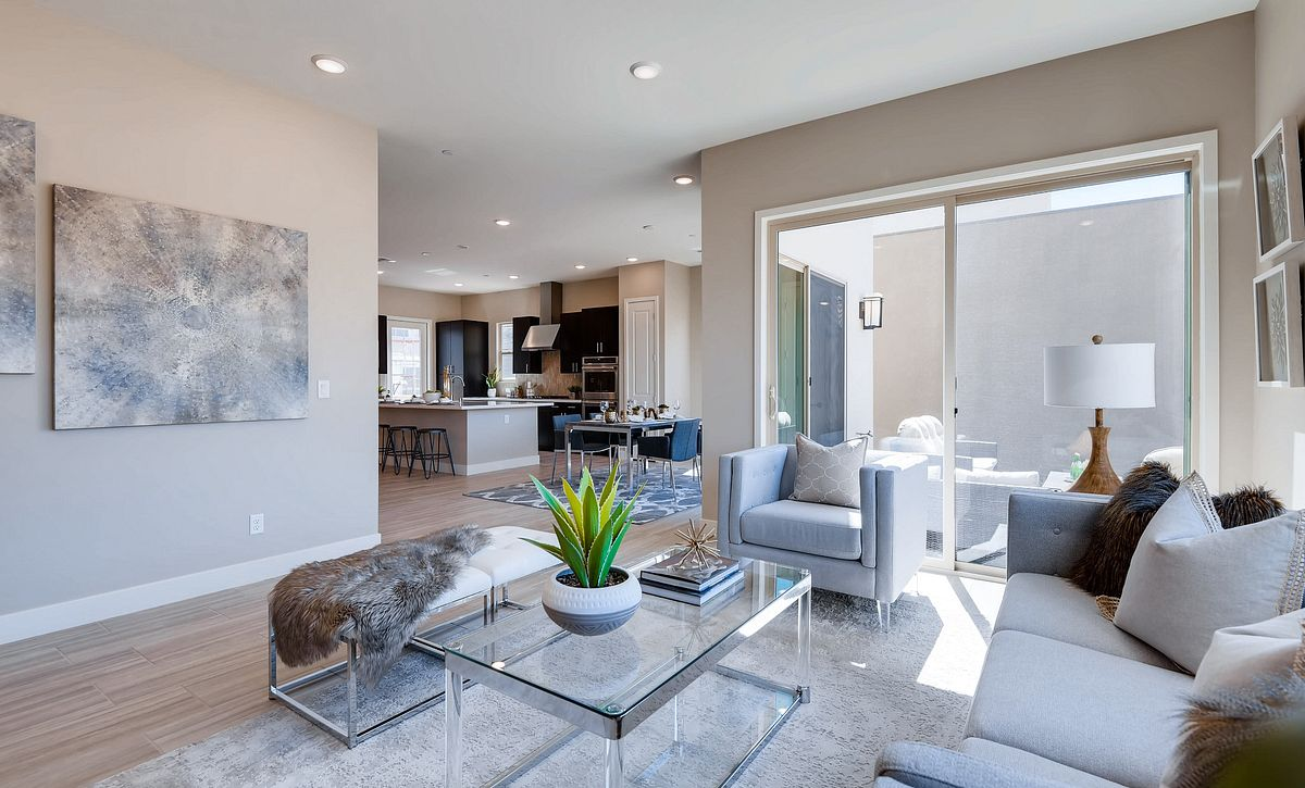 Trilogy Summerlin Luminous Great Room