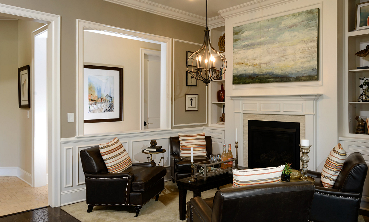 Trilogy Lake Norman Captivate Plan Lounge