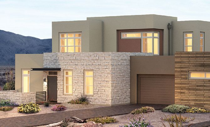 Plan Radiant Exterior A