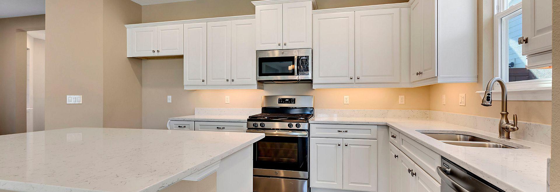 Trilogy Orlando Capri Plan Quick Move In Kitchen