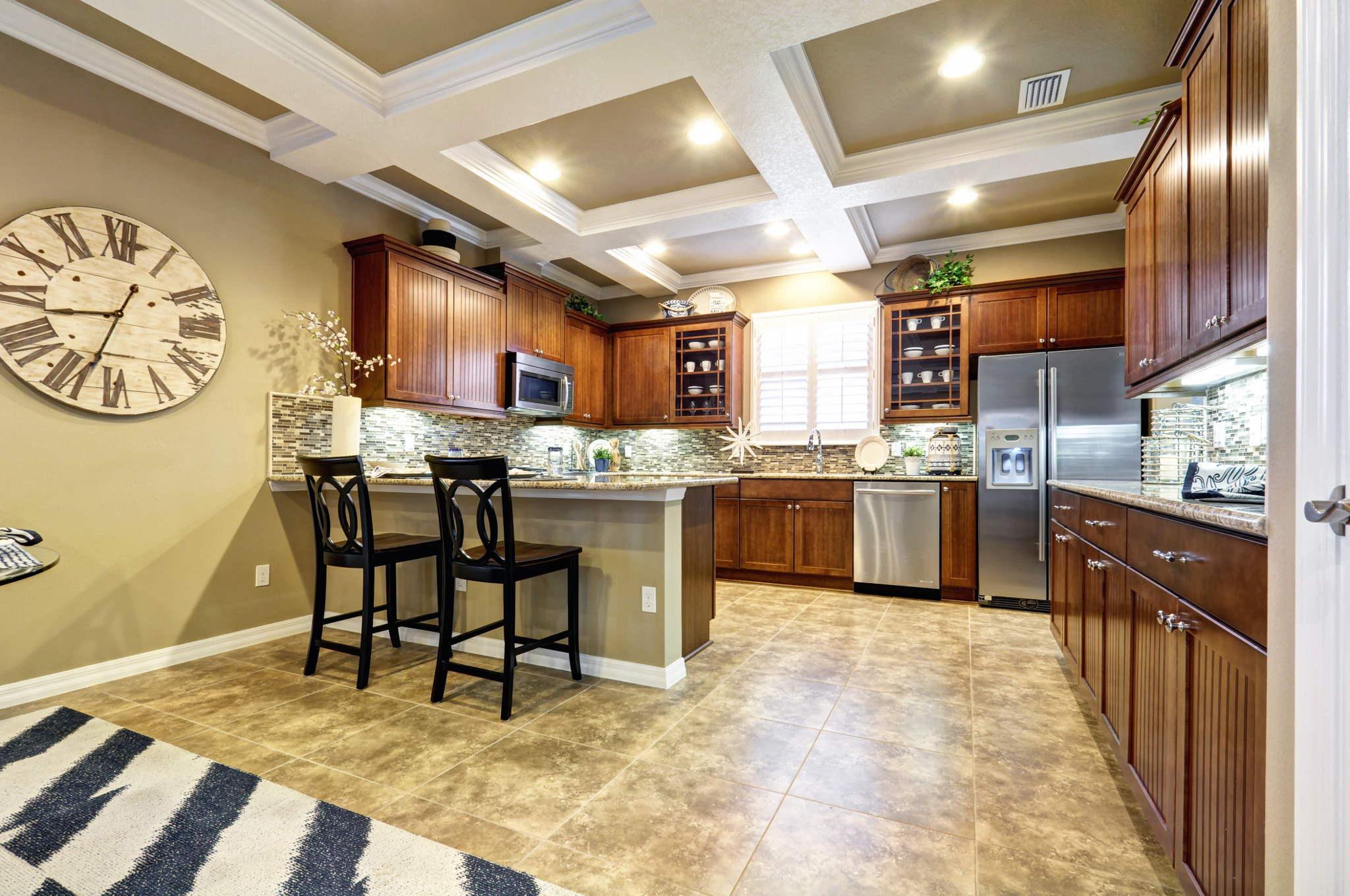 Trilogy Orlando Heather Plan Kitchen