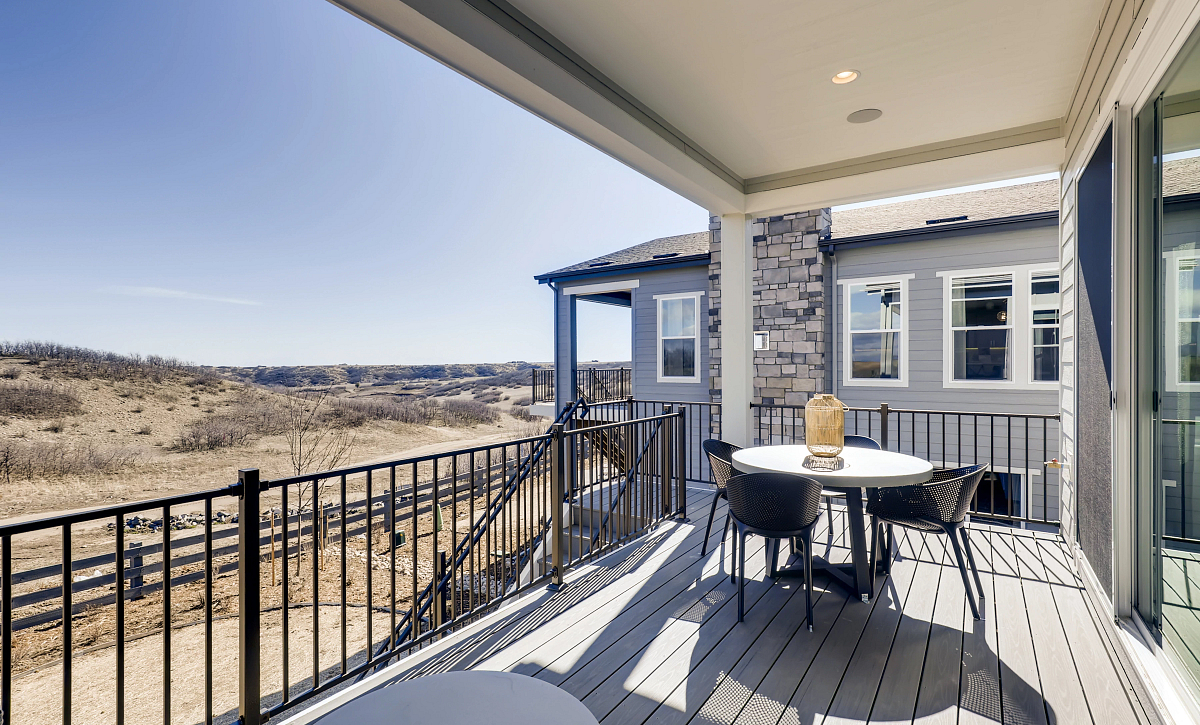 Canyons Reserve Legacy Covered Deck