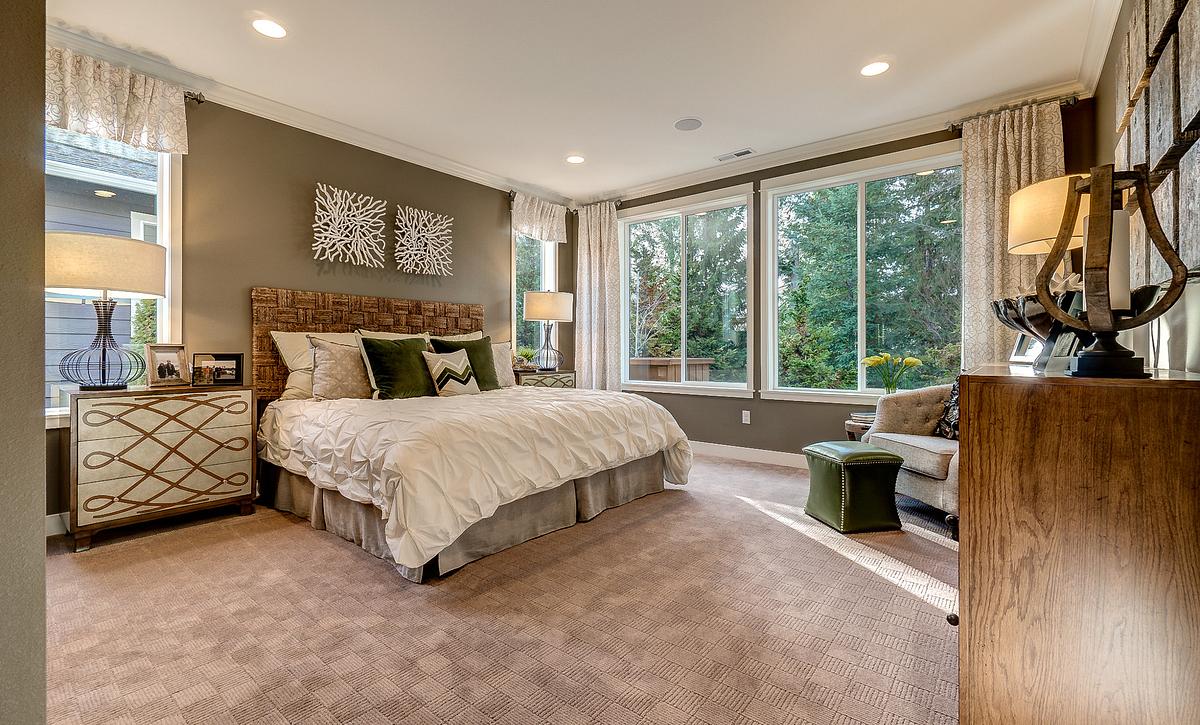 Trilogy at Tehaleh Refresh Master Bedroom