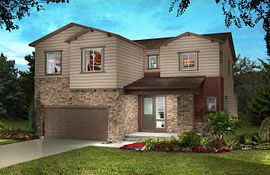 Colliers Hill Shea3D Plan 403 Exterior