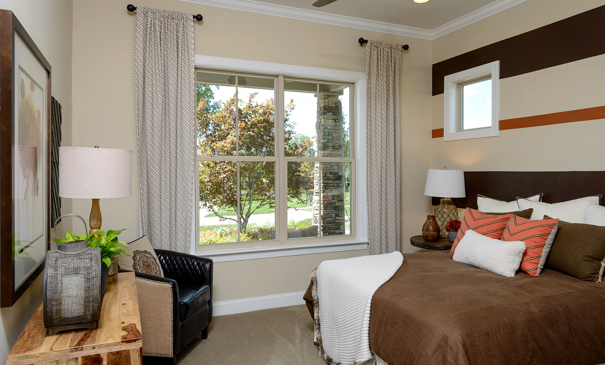 Trilogy Lake Norman Refresh Plan Guest Bed