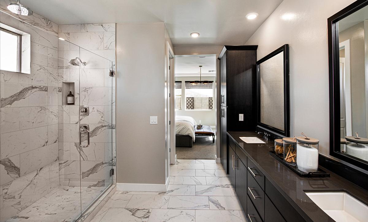 Ascent at Aloravita Plan 4013 Master Bathroom