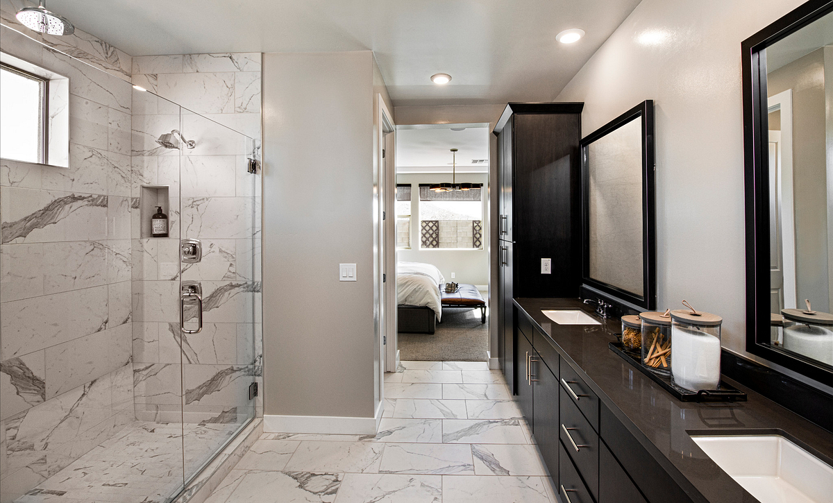 Ascent at Aloravita Plan 4013 Primary Bathroom