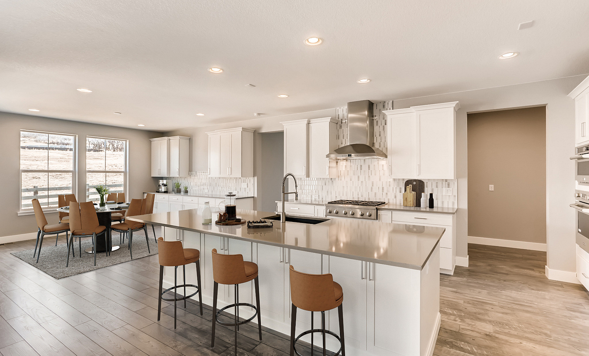 Canyons Luxe Stratton Kitchen & Dining