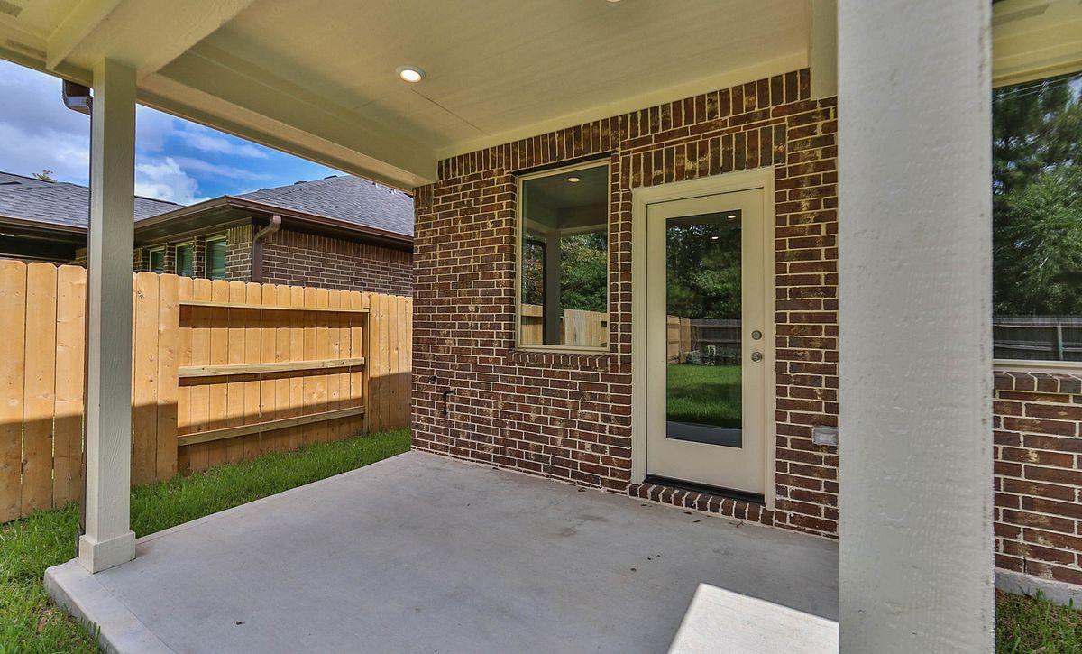 Plan 4019 Outdoor Living