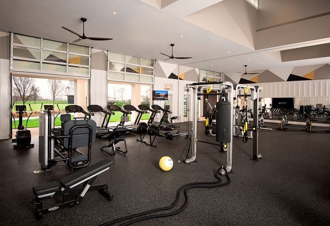 Trilogy Lake Norman Club: Afturburn Fitness