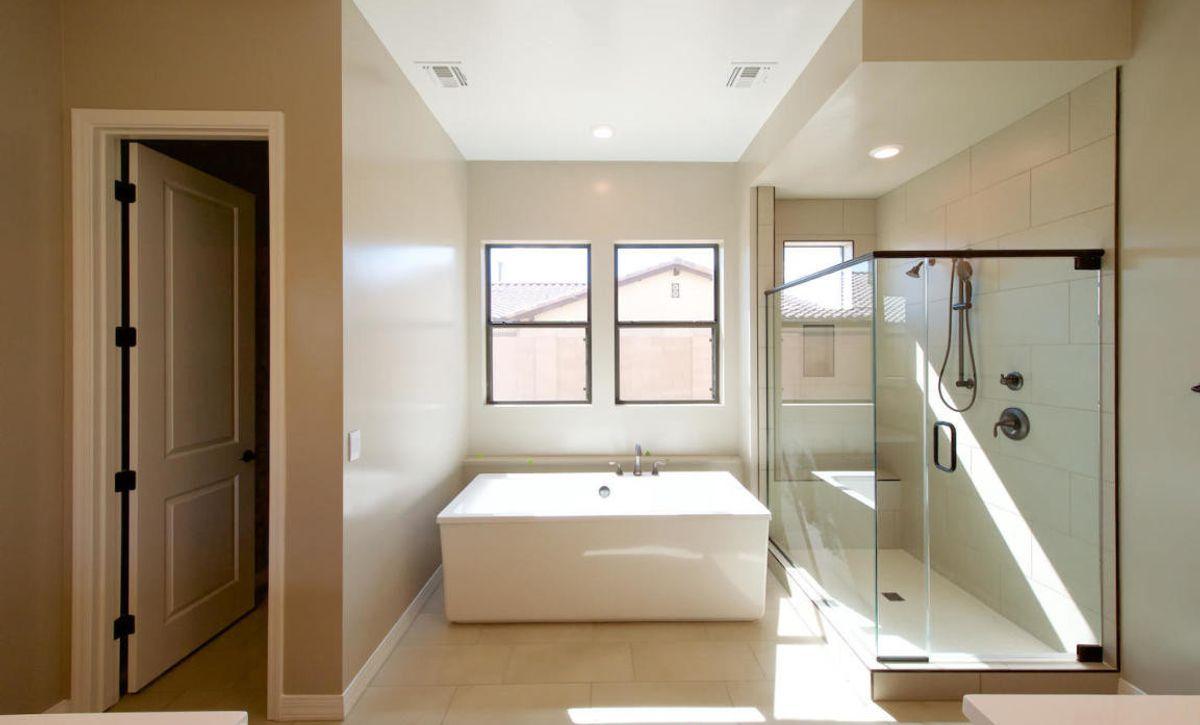 Origin Homesite 274 Master Bath