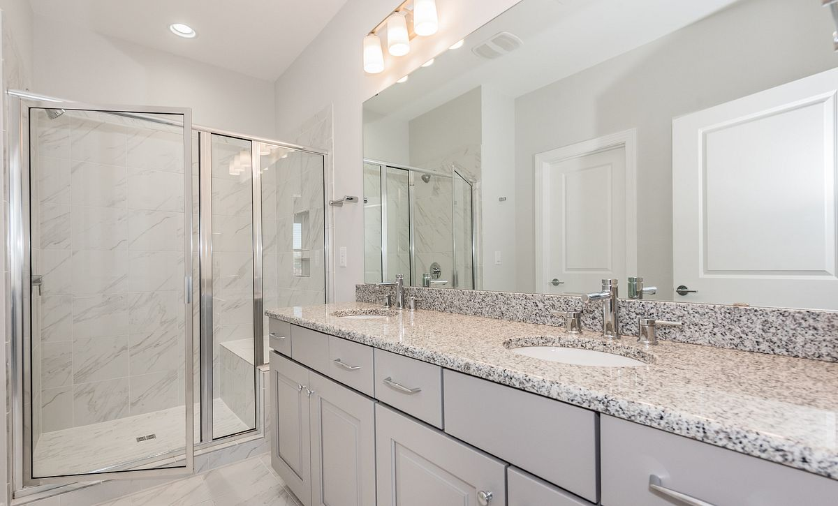Trilogy Lake Norman Quick Move In Home Affirm Plan Master Bath