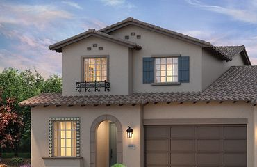 Shea Homes Rice Ranch Sage+ Exterior