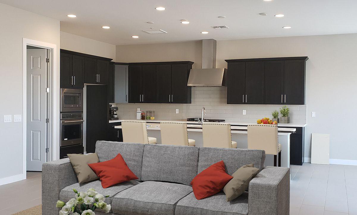 Evolve 7 Kitchen