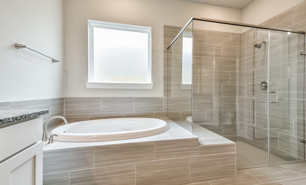 Plan 6010 Master Bath