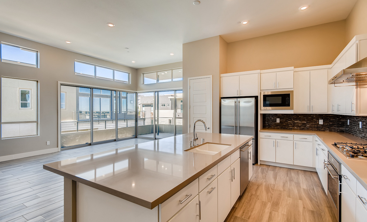 Trilogy Summerlin Apex Kitchen