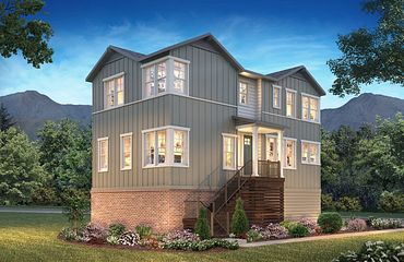 Crescendo at Central Park Plan 2205 Exterior A