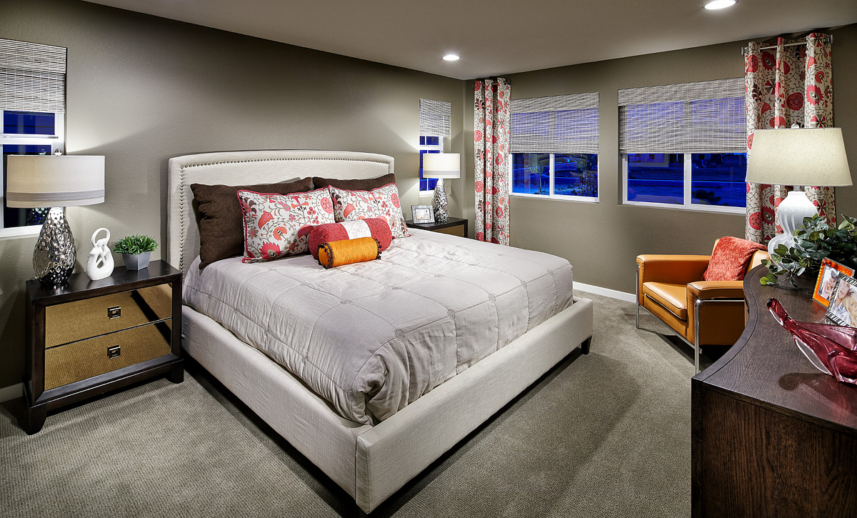 Stepping Stone SPACES Discovery Plan 4006 Master Bedroom