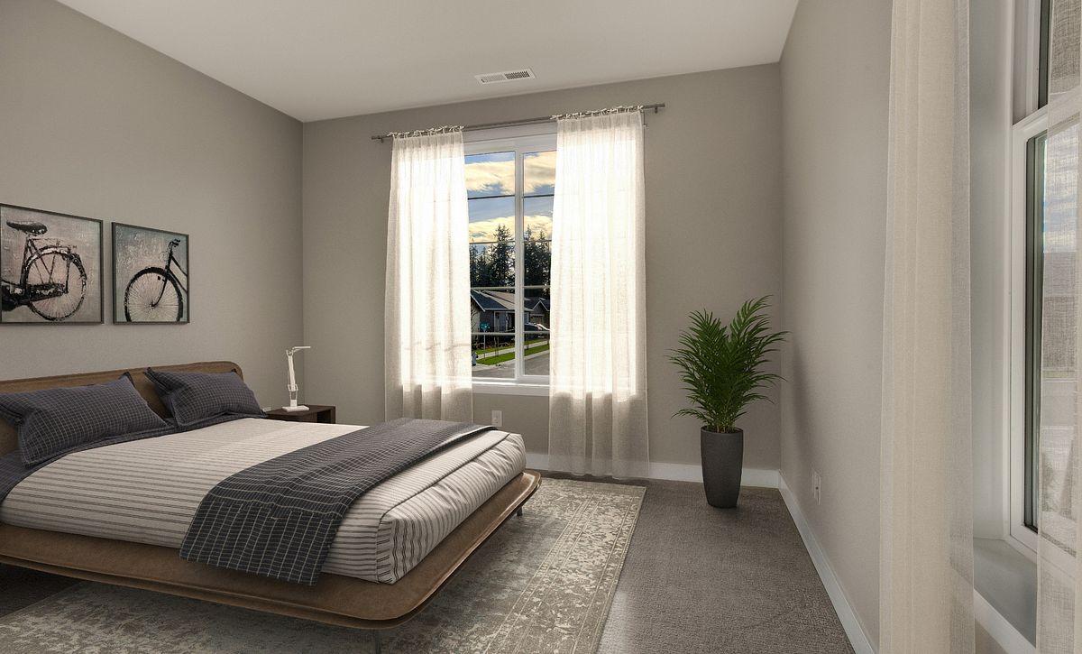 Trilogy Tehaleh Lot 4004 Guest Bedroom
