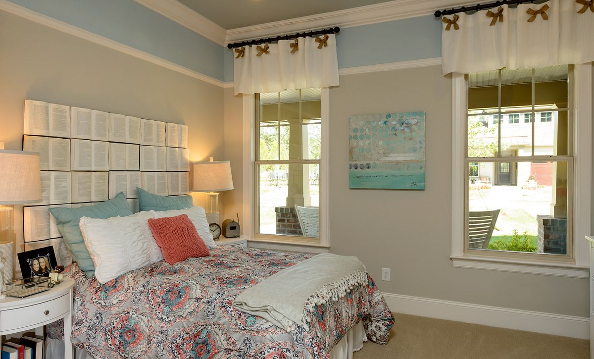 Trilogy Lake Norman Captivate Plan Guest Bed