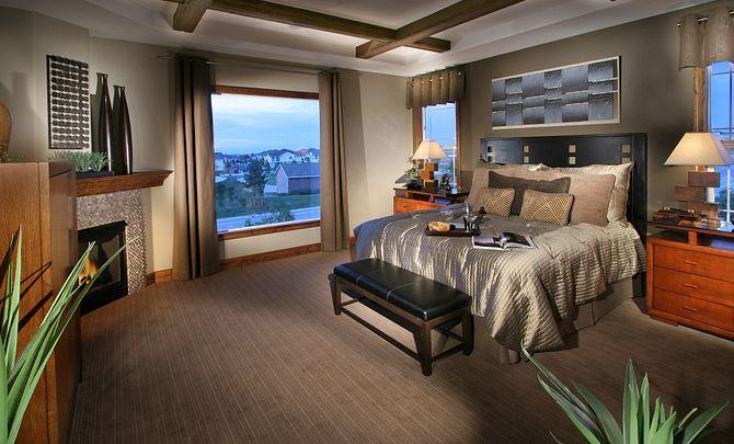 BackCountry Serenity Star Master Bedroom