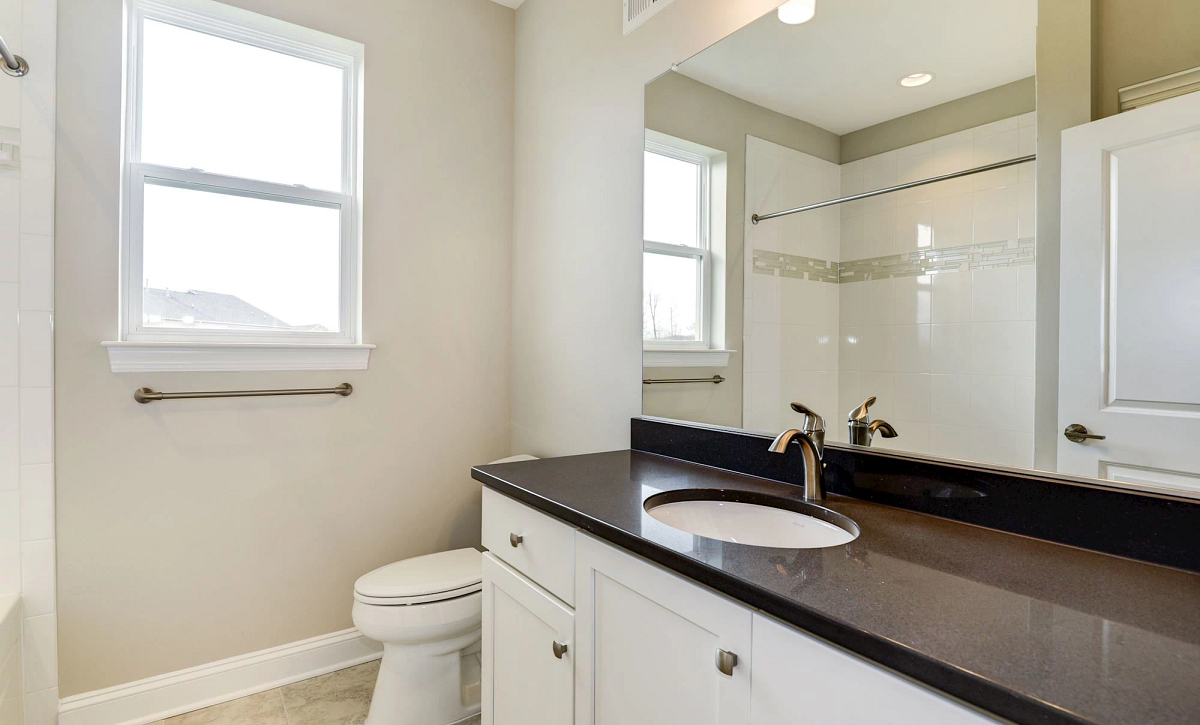 Trilogy at Lake Frederick Quick Move In Home Nice Plan Guest Bath