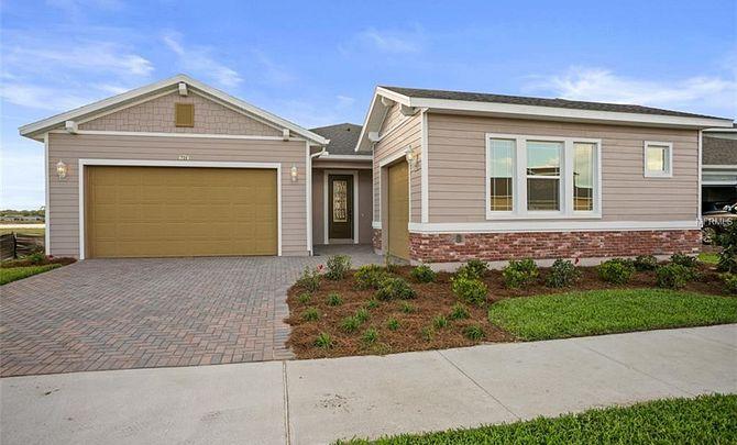 Trilogy Orlando Imagine Plan Quick Move In Home Exterior
