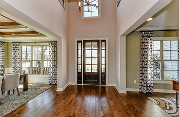 Hampton plan Foyer