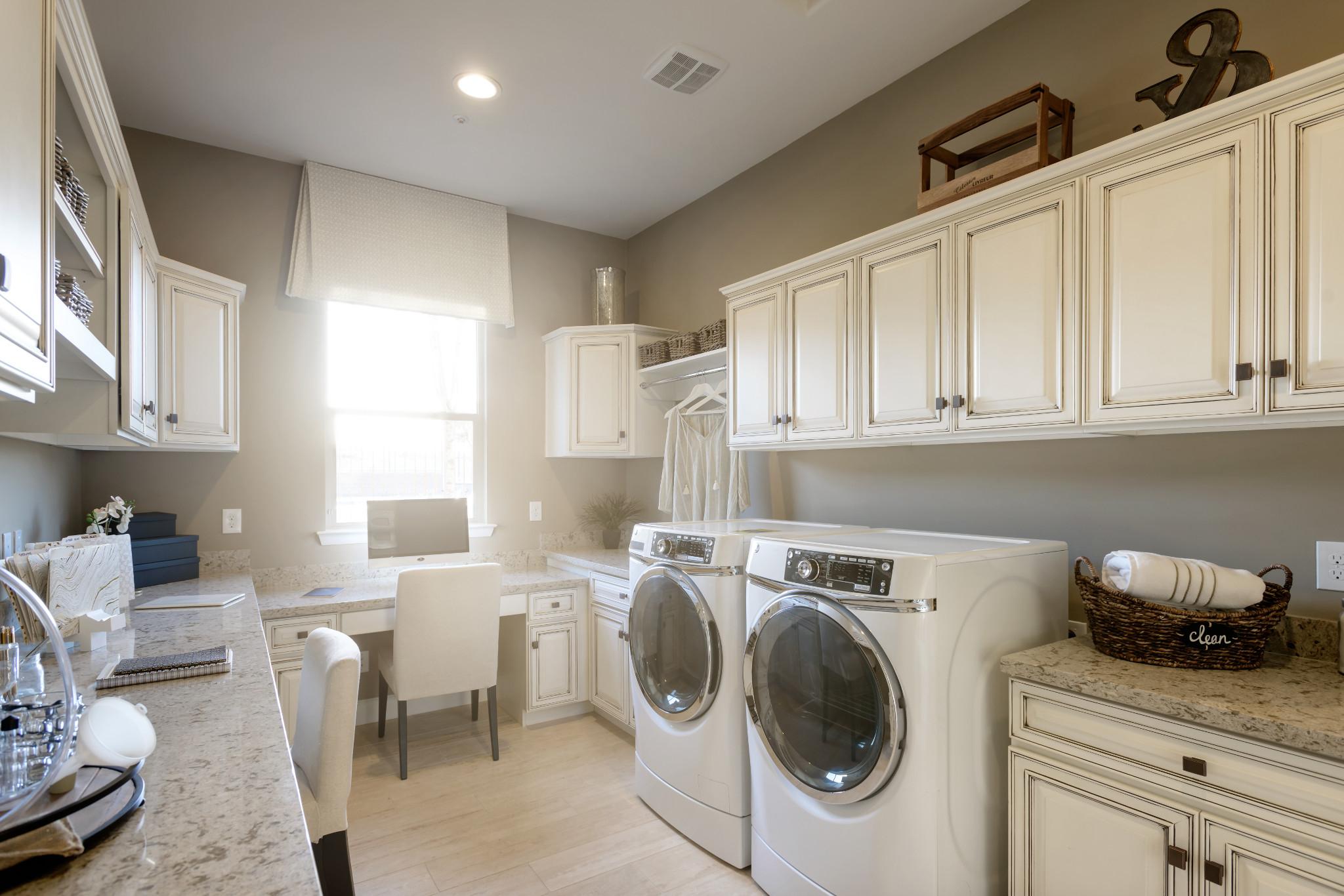 Latigo Laundry Room