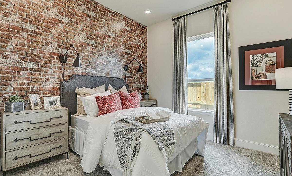 Plan 4125 Secondary Bedroom