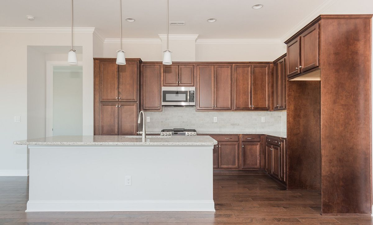 Trilogy Lake Norman Quick Move In Homes Graham Kitchen