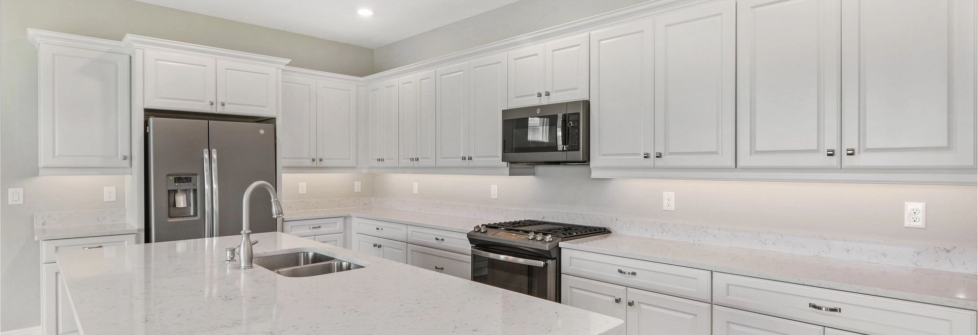 Trilogy at Ocala Preserve Quick Move In Home Liberty HS 163 Kitchen