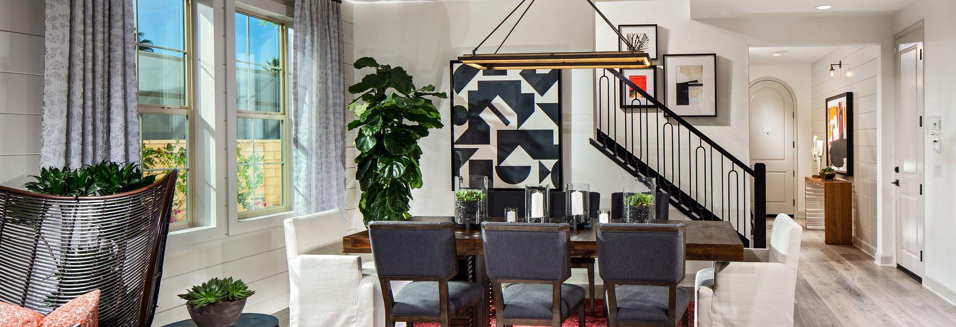 Residence 2 Dining Room