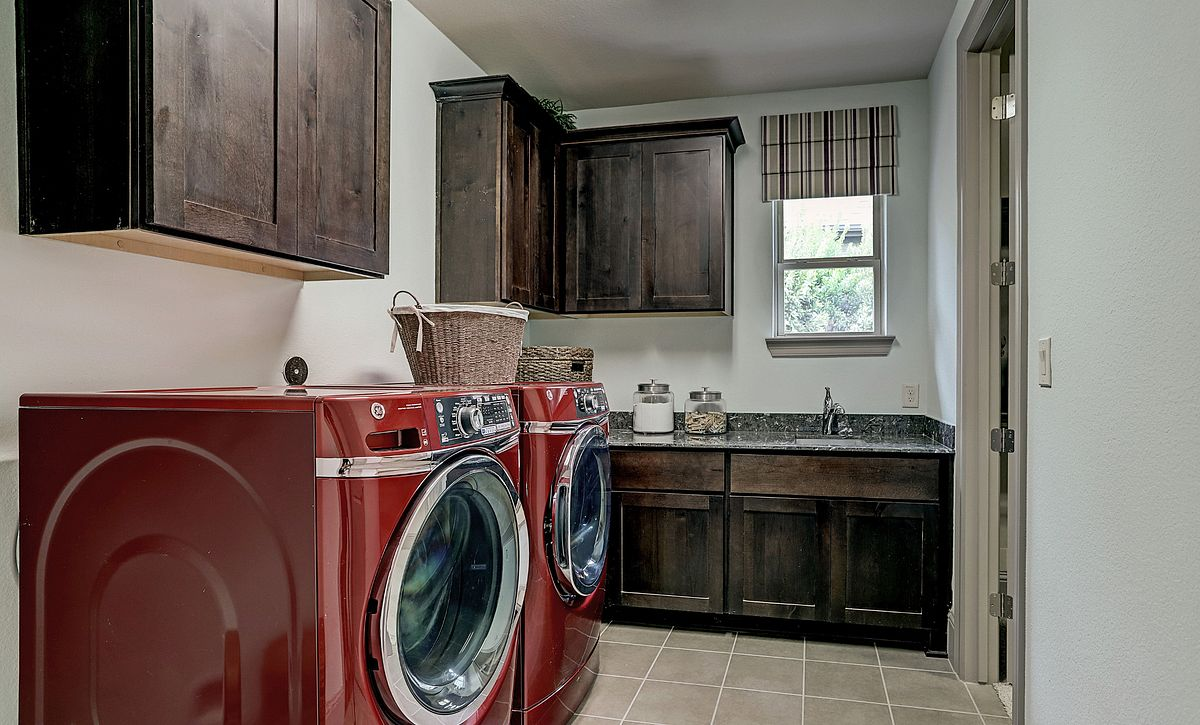 Plan 5030 Laundry