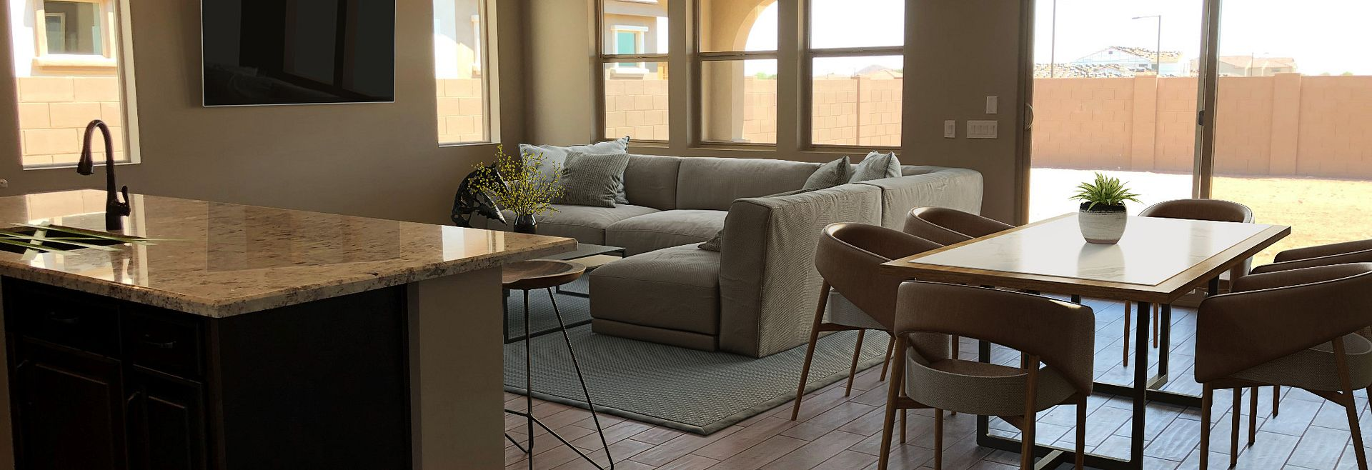 Ascent Aloravita Homesite 21 Great Room