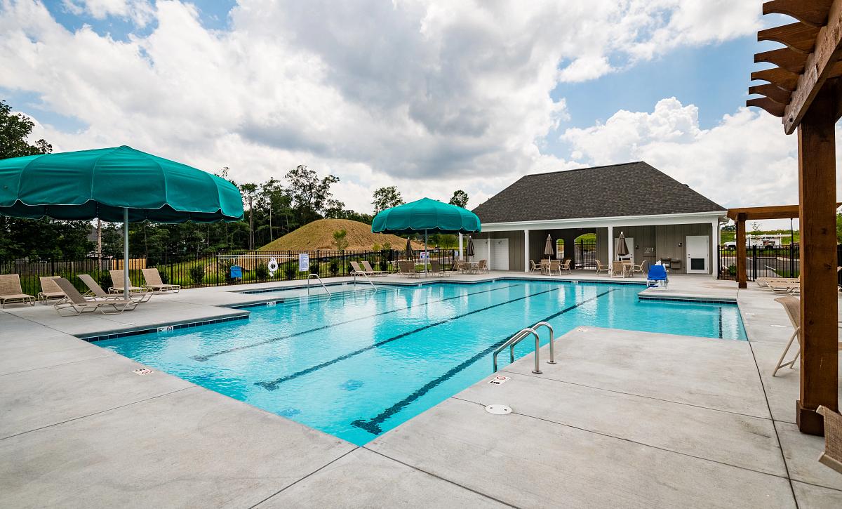 Lantana community pool