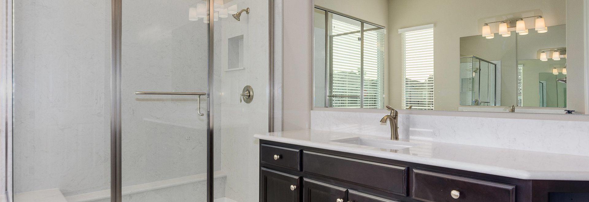 Homesite 3050 Secondary Bathroom