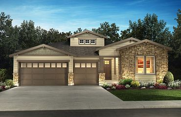 Whispering Pines Woodlands Timber Ridge Model Exterior